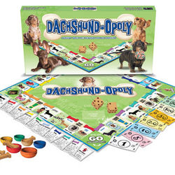 Yorkie-Opoly Game
