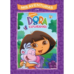 Personalized Dora the Explorer Spanish Story Book