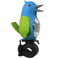 Tweeting Bird Bike Light and Horn