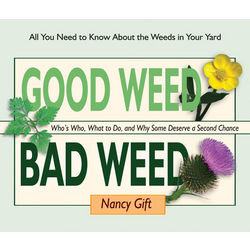 Good Weed Bad Weed Book