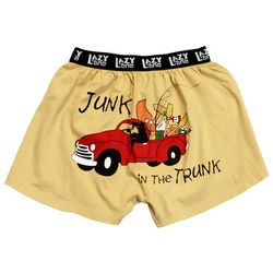 Junk in the Trunk Boxer Shorts