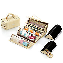 Better Beauty Travel Case with Hook-and Loop Closures