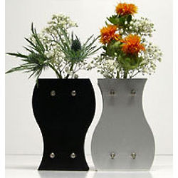 Night Day Bud Vase Set