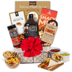 Father's Day Grilling Gift Basket