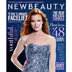 New Beauty Magazine Subscription