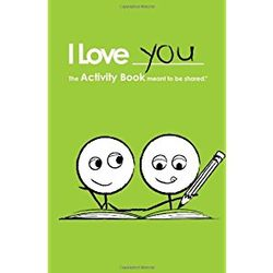 LoveBook Activity Book for Boy/Boy Couples