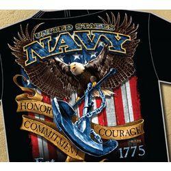 U.S. Navy Fighting Eagle T-Shirt