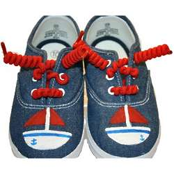 Sailboats Sneakers