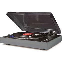 Grey Advance Turntable
