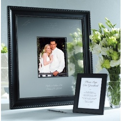 Personalized Signature Picture Frame