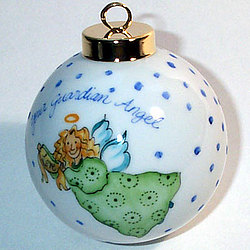 Guardian Angel Tree Ornament