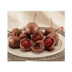 Gourmet Cherry Cordial Truffles