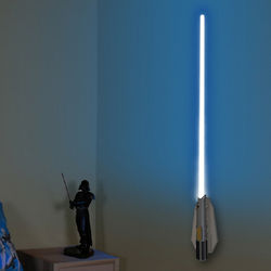 Lightsaber Room Light