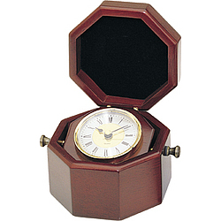 Personalized Captain's Clock