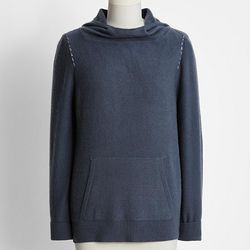 Men's Cashmere Hoodie Sweater