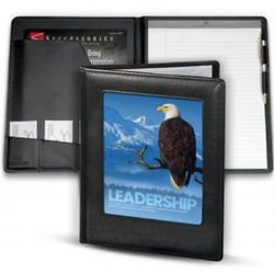 Leadership Eagle Image Padfolio