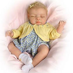 Gentle Dreams Lauren Baby Doll
