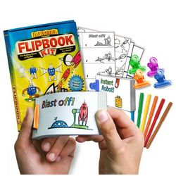 Kid's Flipbook Art Kit