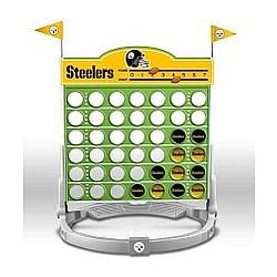 Pittsburgh Steelers Connect Four Game