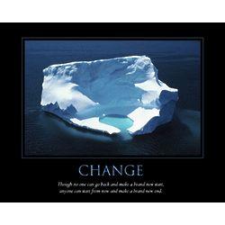 Change Premium Luster Print