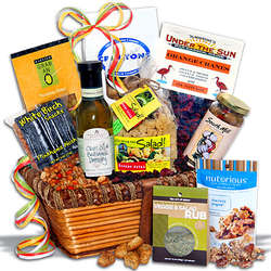 Super Salad Gift Basket