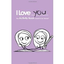 LoveBook Activity Book for Girl/Girl Couples