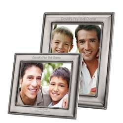 Rope Edged Picture Frame