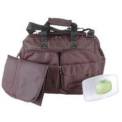 Wide Opening Diaper Bag
