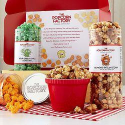 Create Your Own 3 Flavor Custom Popcorn Gift Box