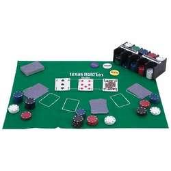 Casino Style Texas Holdem Poker Set