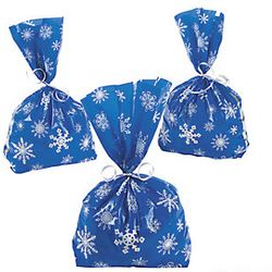 Snowflake Goody Bags