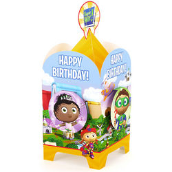 Super Why! Centerpiece Party Decoration