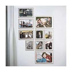 Refrigerator Photo Frame Magnet Set Findgiftcom
