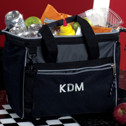 Personalized Deluxe Picnic/Drink Cooler