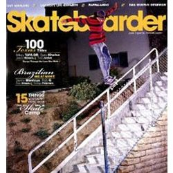 Skateboarder Magazine Subscription