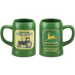 John Deere Iron Horse Stoneware Mug