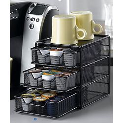 K-Cups Coffee Organizer