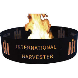 International Harvester Fire Ring