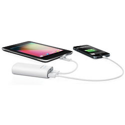 Dual Device Backup Battery Charger