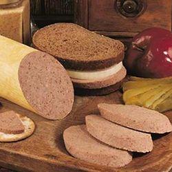 Gourmet Applewood Smoked Liver Sausage