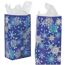 Paper Snowflake Bag Set
