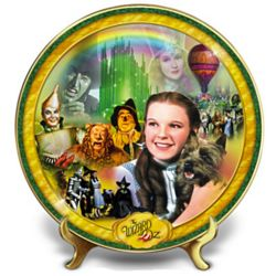 The Wizard of Oz: A Magical Journey Collector's Plate