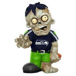 Seattle Seahawks Zombie Figurine