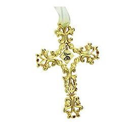 50th Anniversary Filigree Cross
