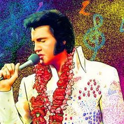 Elvis Presley Pop Art Limited Edition