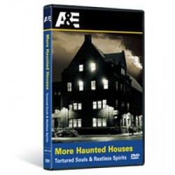 More Haunted Houses - Tortured Souls & Restless Spirits DVD