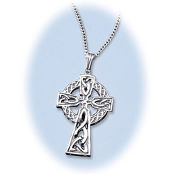 Men's Celtic Cross Necklace