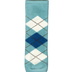 Argyle Arm Warmers
