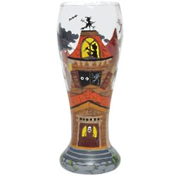 Haunted House Pilsner Glass