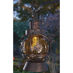 Butterfly Solar Powered Lantern